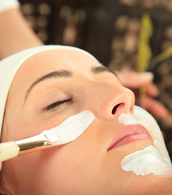 Our results-driven facials are sure to leave your skin looking truly radiant.