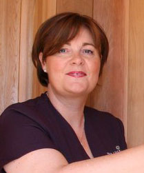 Jane Burrows (Owner and Spa Therapist)